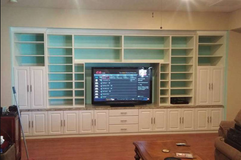 Custom cabinets for your home in Saint Cloud, FL.